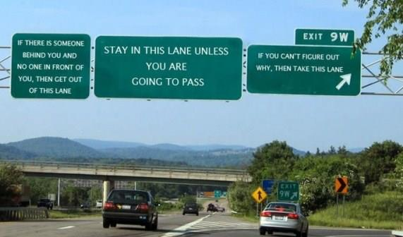 Traffic Instructions